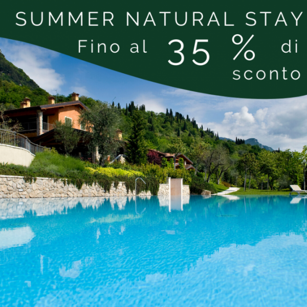 Promo - Summer Natural Stay
