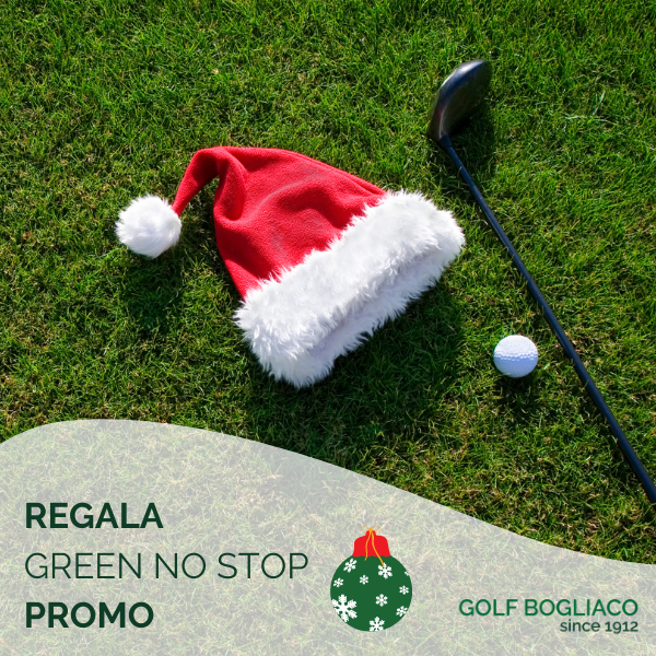 REGALA GREEN NO STOP PROMO